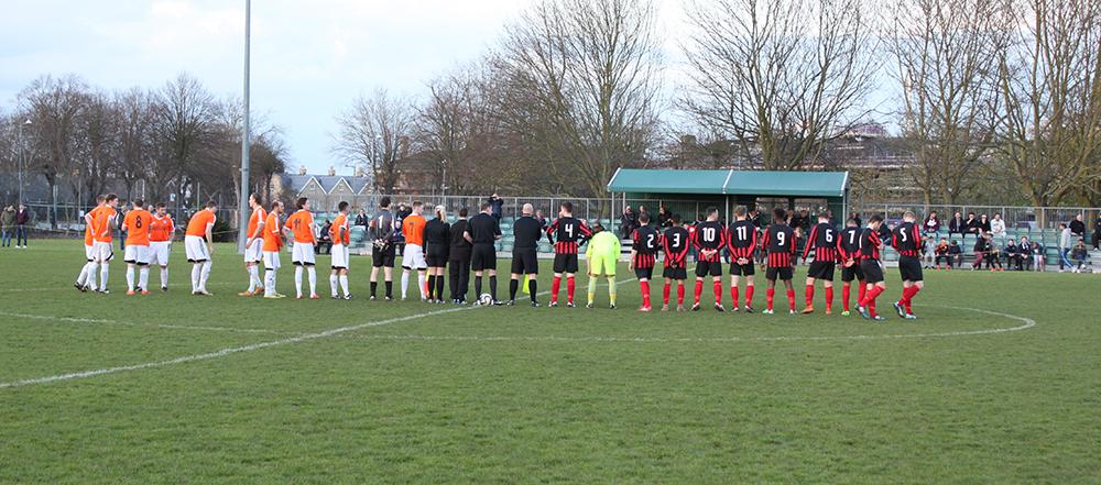 Teams pre-match lineup