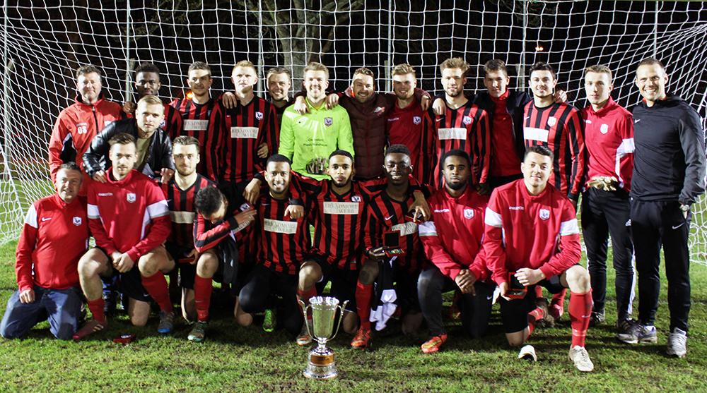 Border League Cup Final Winners