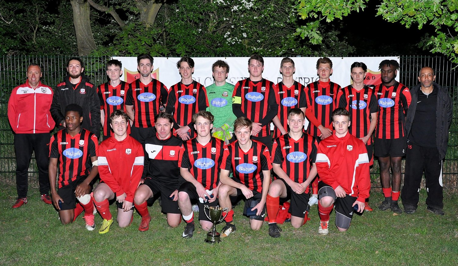U18's Do The Double