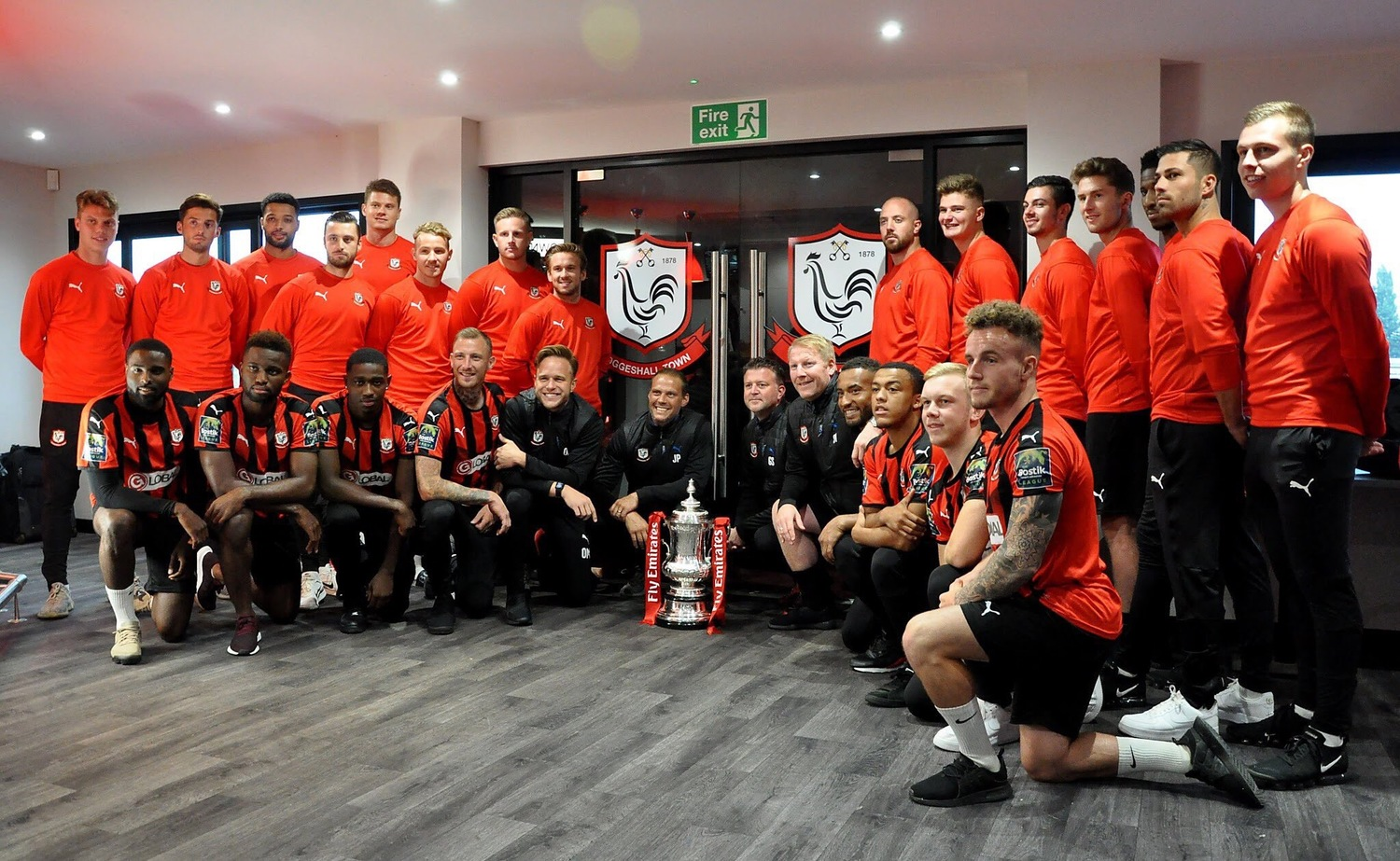 Ace Fa fa cup opponents confirmed - coggeshall town football club