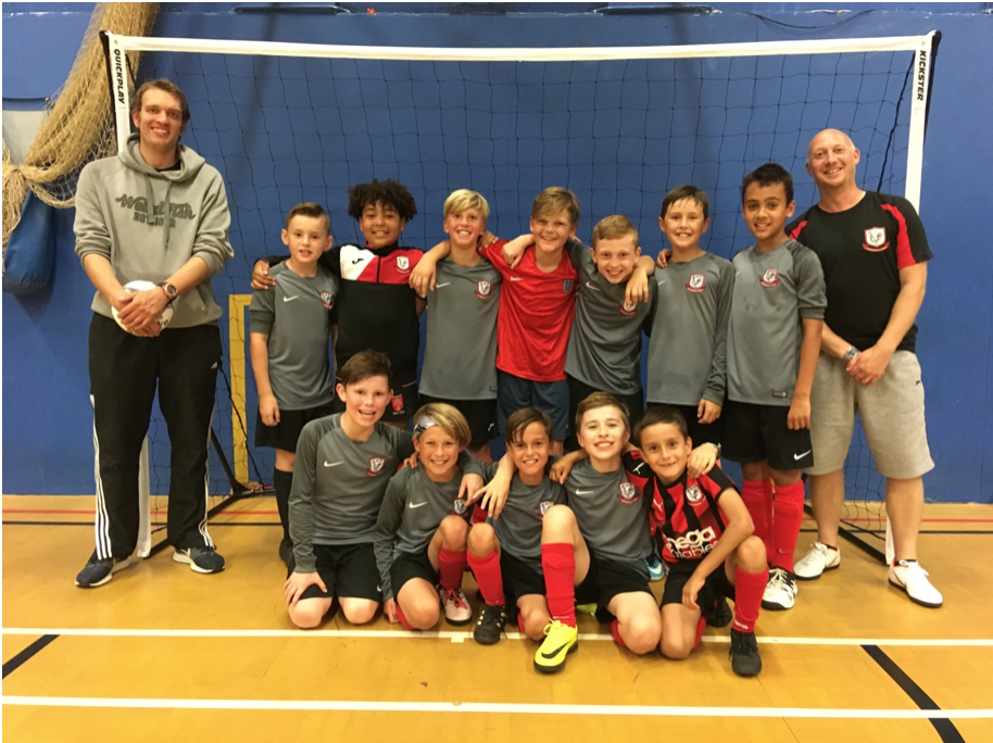 Futsal Comes To Town - Coggeshall Town Football Club aa0e028cdc995
