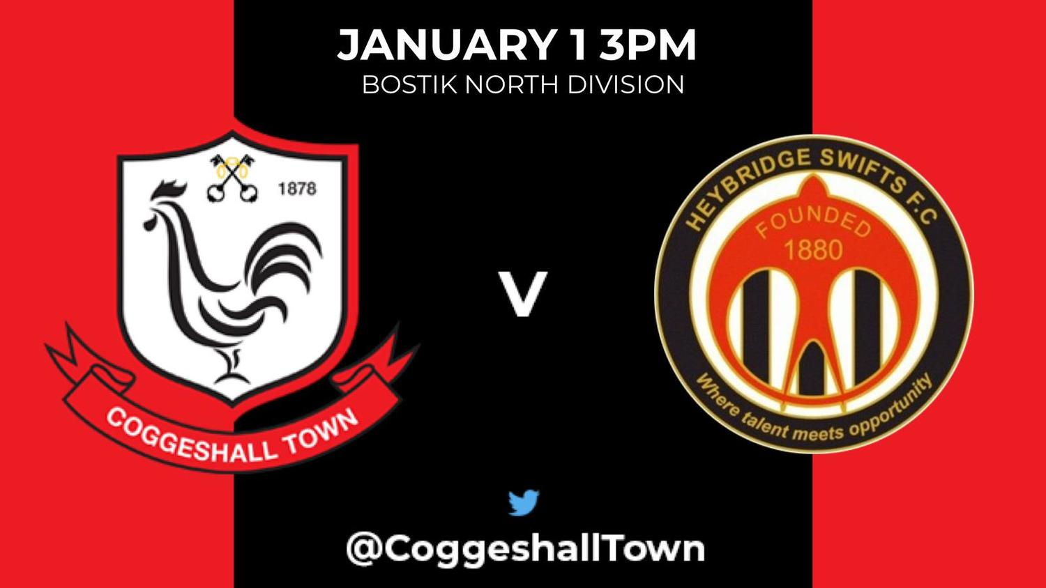 Match Preview – Heybridge Swifts