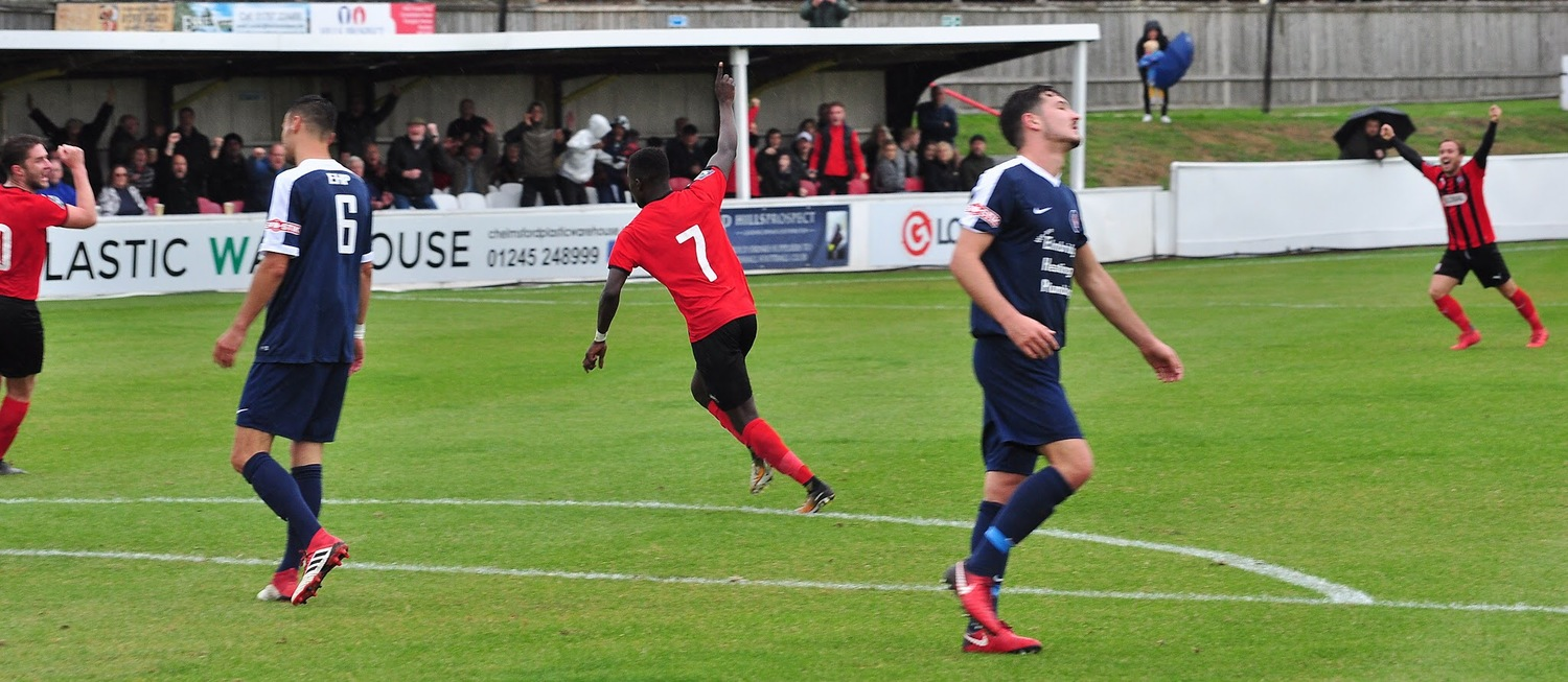 Gyasi Provides The Winner