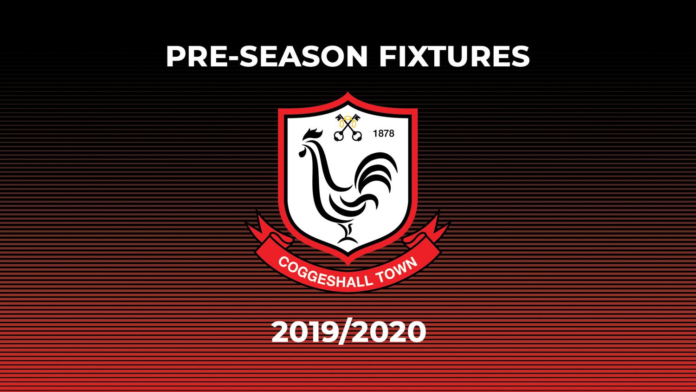 Pre-Season Schedule Confirmed