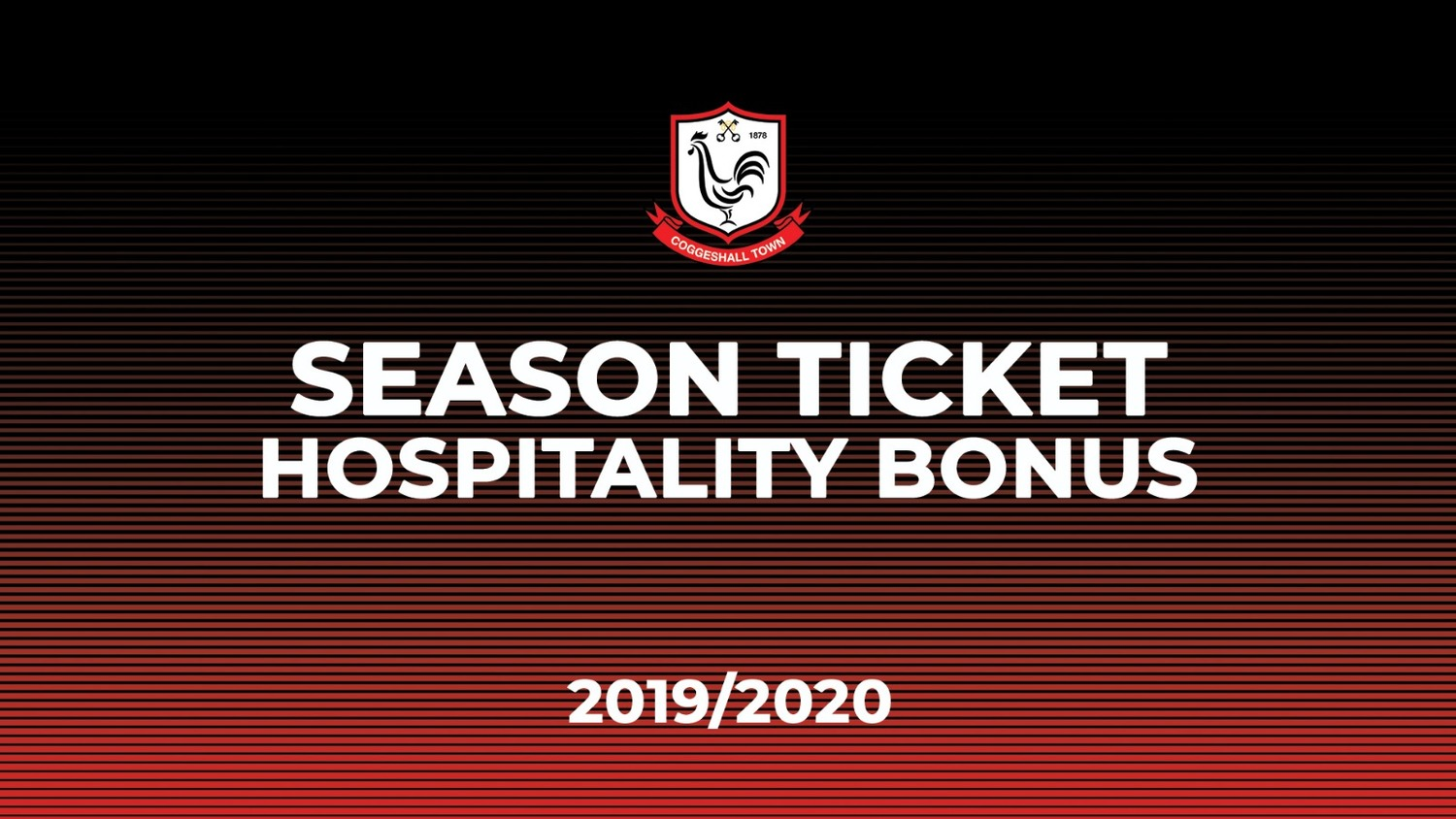 Special Season Ticket Reward
