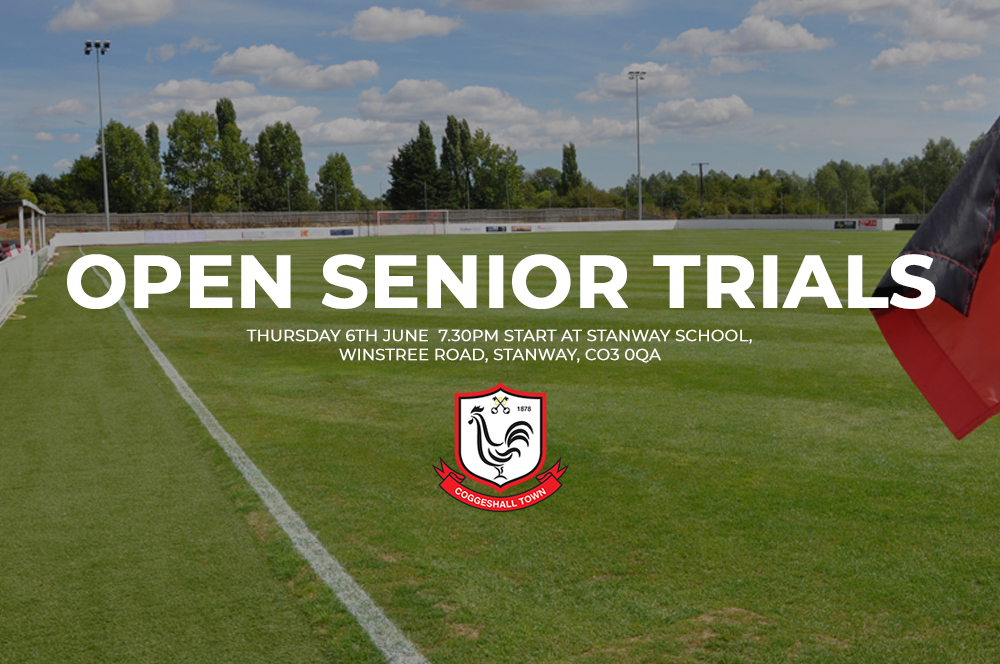 OPEN SENIOR TRIALS