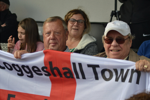 Match Sponsor: Jim Hughes vs Romford FC