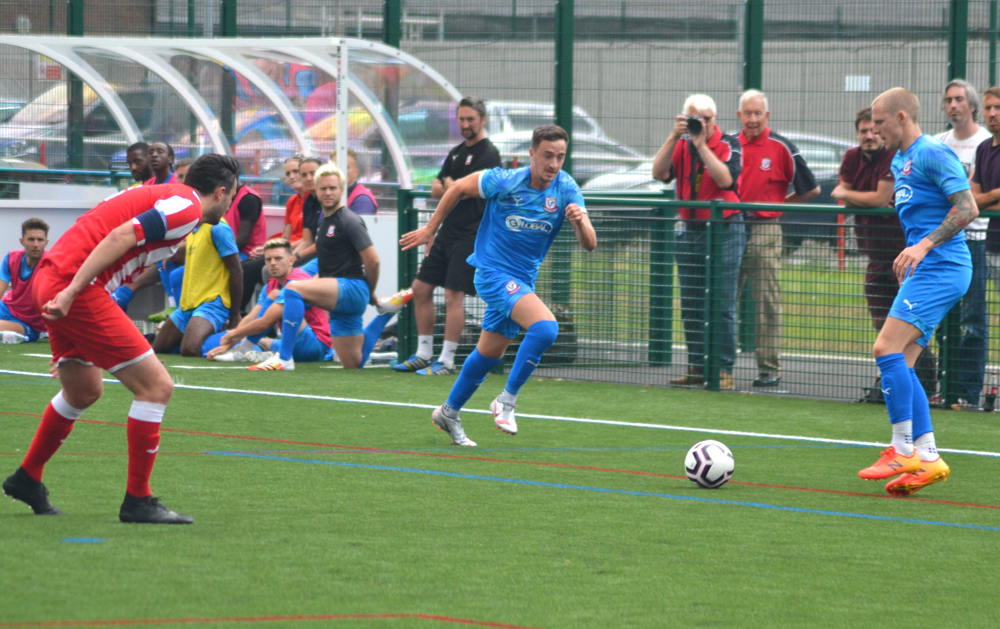 Match Photos vs Frenford FC