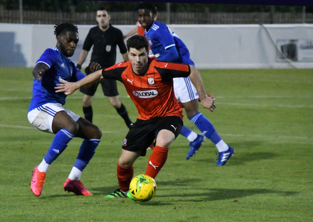 Match Photos vs Ipswich Town u23's