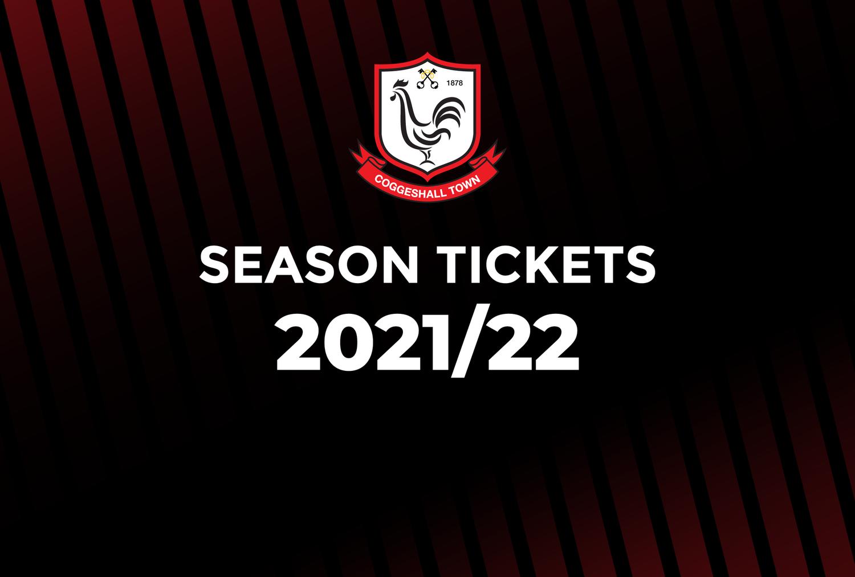 Season Tickets 2021/22